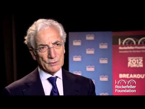 Innovation Forum 2012:  Sir Ronald Cohen