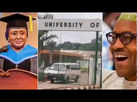 Nigerians Mock Aisha Buhari's Plan To Establish Private University & ask what She Does For A living