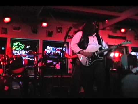 Schascle - Schascle Yochim sings SOUTH'S GONNA DO IT AGAIN with his band DYERSBURG @ The 5 O'Clock Club, Sarasota, Florida, in The Year 2000 with his brother, Tony LeCl...