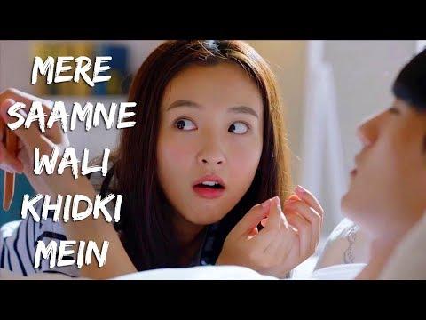 Video Mere Saamne Wali Khidki Mein || Padosan || Funny Video || Korean Drama Mix download in MP3, 3GP, MP4, WEBM, AVI, FLV January 2017