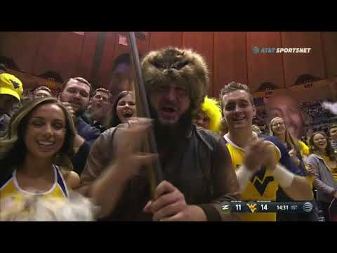 NCAAB 2019 11 08 Akron at West Virginia 720p