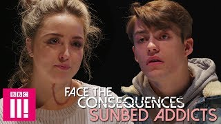 Video Facing The Consequences Of Being A Sunbed Addict MP3, 3GP, MP4, WEBM, AVI, FLV Juni 2019