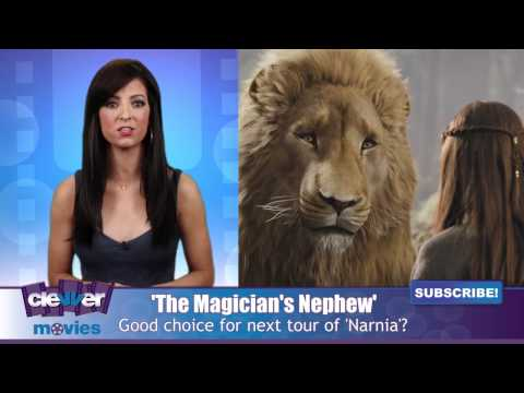 The Magician's Nephew - http://bit.ly/clevvermovies - Click to Subscribe! Time for a little Narnia news -- the Magician's nephew will be the next CS Lewis Adventure -- get all the d...