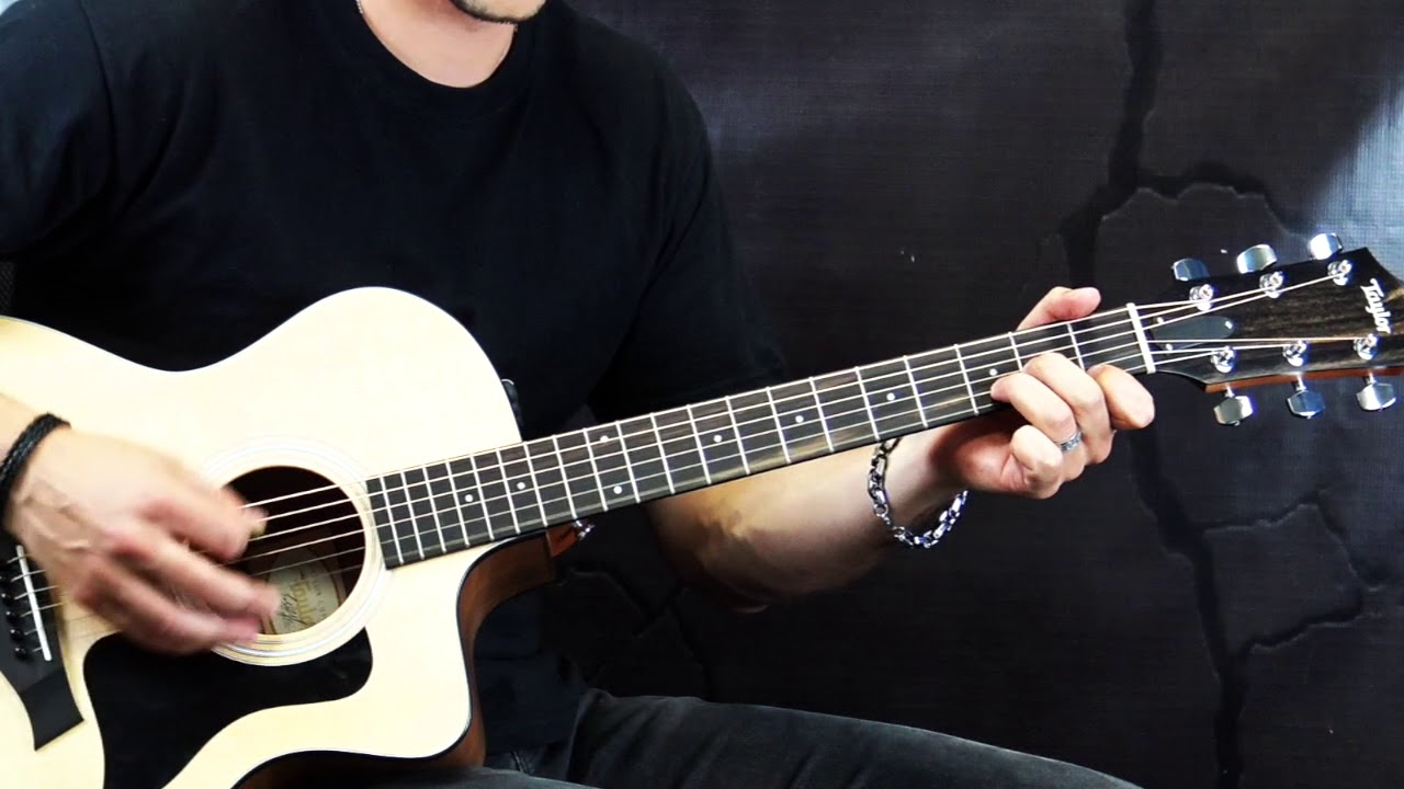 Nirvana (Unplugged) – Lake Of Fire – Acoustic Guitar Cover