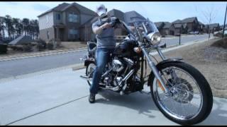 9. 2008 Harley Davidson Softail Custom