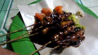 Purbalingga Indonesia  City new picture : Indonesia Jakarta Street Food 889 Purbalingga 10 Rabbit Satay Sate Kelinci Kia Kia Mayong 5723