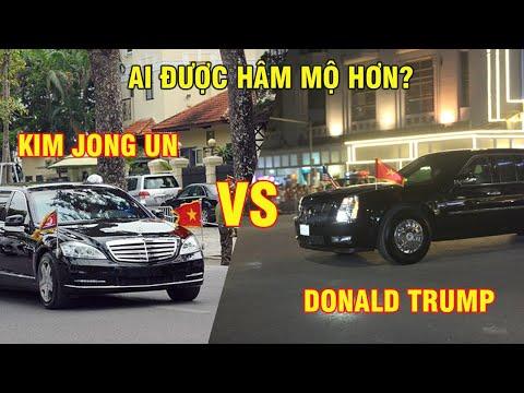 Bất ngờ với thái độ của người dân khi đón đoàn Donald Trump và Kim Jong Un - Thời lượng: 4 phút và 24 giây.