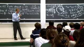 Lec 27 | MIT 18.085 Computational Science And Engineering I, Fall 2008
