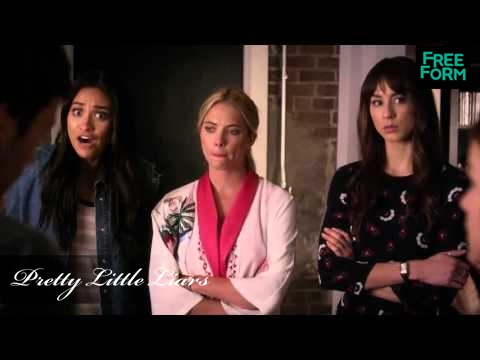 Pretty Little Liars | Season 6, Episode 13 Clip: Ezra  | Freeform