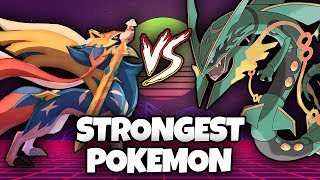 Why Zacian is Better than Mega Rayquaza! Pokemon Sword and Shield by Thunder Blunder 777
