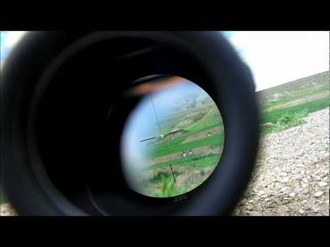 500 METER FIRST PERSON VIEW - AR15 WITH ACOG SCOPE