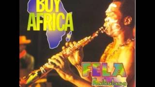 Fela Kuti - Who Are You