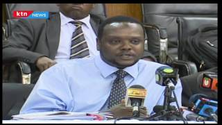 Sports Cabinet Secretary Hassan Wario Is Asking For Patience As He Sorts Out The Rio Games Mismanage