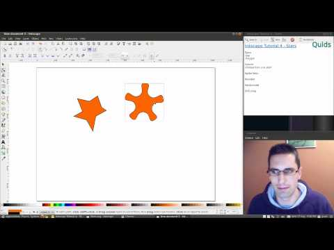 Inkscape Beginner Tutorials