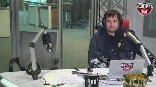 Олимпийский чемпион Сергей Шепелев в гостях у 100% Утра