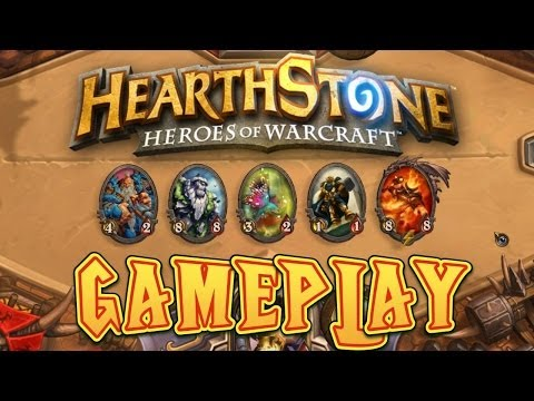 paladin - A few games with the Koyuki Paladin Control deck. Deck Spotlight Video: http://www.youtube.com/watch?v=f2uqZEYkuWA Hearthstone website: http://us.battle.net/...