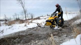 9. Ski-Doo MXZ TNT 500ss Freeriding
