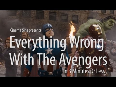 Here's Everything That Was Wrong With The Avengers