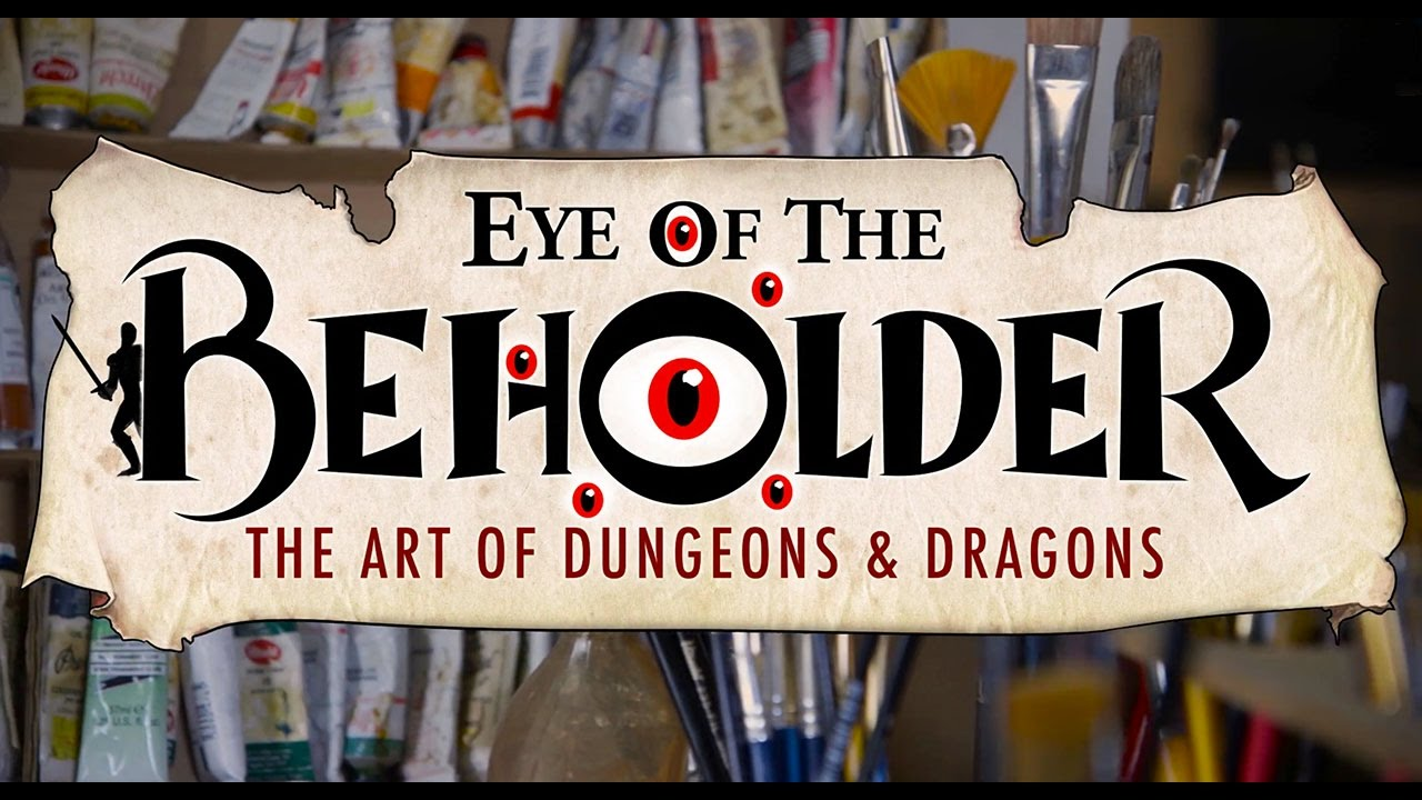 EYE OF THE BEHOLDER: The Art of Dungeons and Dragons - Documentary - Teaser