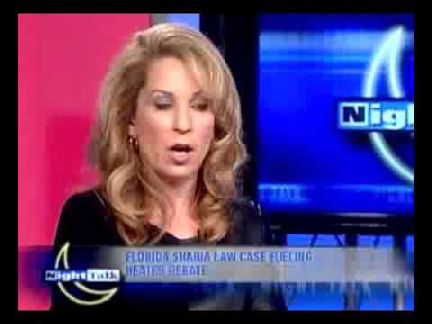Attorney Candice L. Komar Discusses Florida Sharia Law Case on PCNC Video