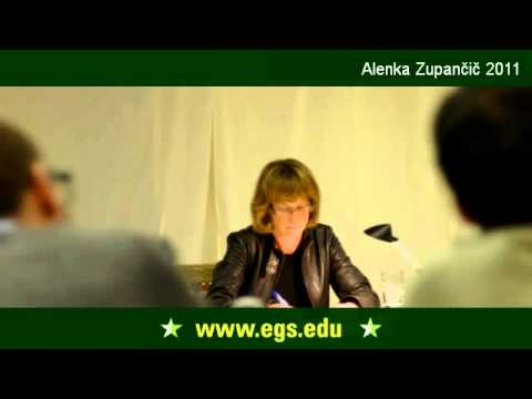 Alenka Zupan?i?. Sexualität, der Körper und Sein. 2011