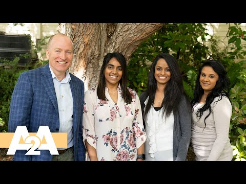 Adoptees reunite with the family that escorted them from India | Adoptee to Adoptee