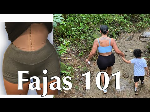 Fajas 101 All about BBL & Tummy tuck Fajas/ compression garments