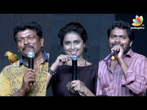 Video Maaveeran Kittu resembles Porali Thileepan : PA Ranjith, Sri Divya Speech @ Teaser Launch download in MP3, 3GP, MP4, WEBM, AVI, FLV January 2017
