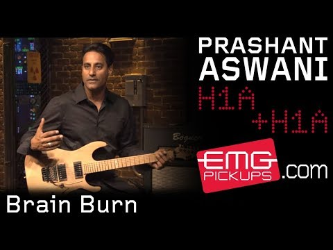 "Prashant Aswani: ""Brain Burn"" on EMGtv"