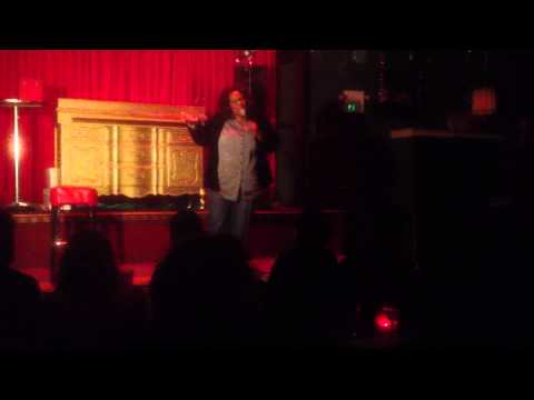 Comedian Ms Pat LIVE The Romane Event Comedy Show March 2012