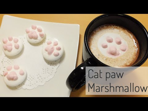 Cat Paw Marshmallow - Sweet The MI