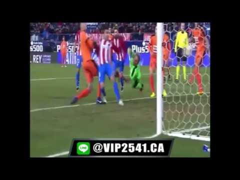 [ไฮไลท์] แอตเลติโก มาดริด 3-0 เออิบาร์