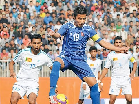 (Best goal in the history of Nepalese football - Duration: 83 seconds.)