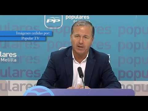 """Marín muestra la apuesta """"firme y decidida"""" del PP..."""