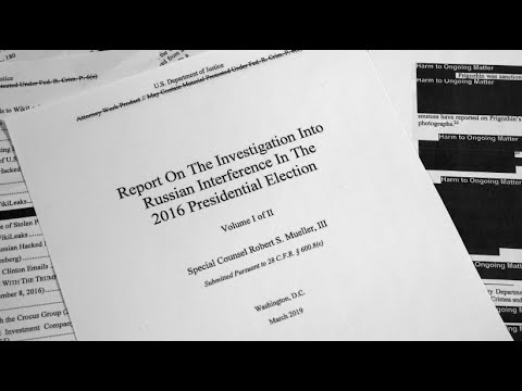USA: Mueller-Bericht - Enlastung oder nicht für Trump ...
