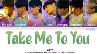 Download Video GOT7 (갓세븐) – TAKE ME TO YOU (Color Coded Lyrics Eng/Rom/Han/가사) MP3 3GP MP4