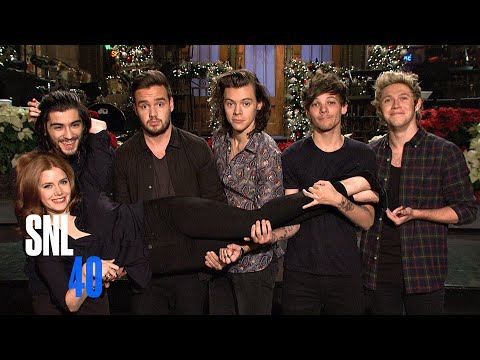 Saturday Night Live 40.10 (Promo 'Amy Adams & One Direction')