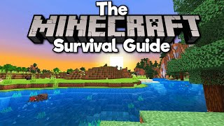 Netherite & Return to the Overworld! • The Minecraft Survival Guide (Tutorial Lets Play) [Part 323]