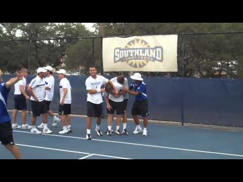 Top Moment #1 - Tennis Wins Southland Championship