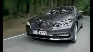 BMW 7-Series Launch 2015
