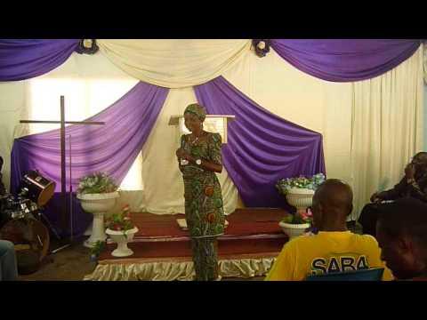 Woman powerful testimony from christian faith mission
