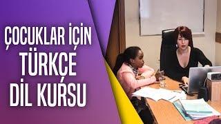 Çocuklar için Türkçe Dil Kursu