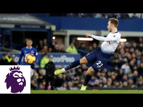 Video: Christian Eriksen's sensational strike makes it 4-1 | Premier League | NBC Sports