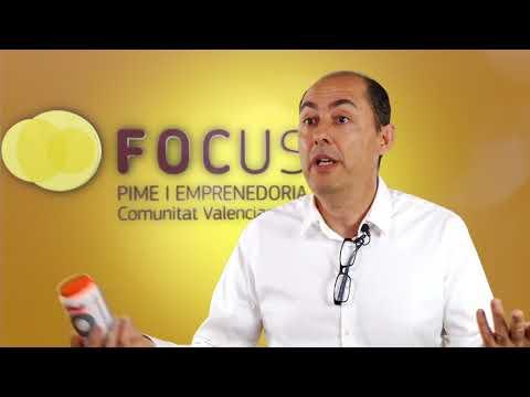 Alain Hierro, gerente de Dropson, en Focus Pyme y emprendimiento Baix Vinalopó 2018[;;;][;;;]