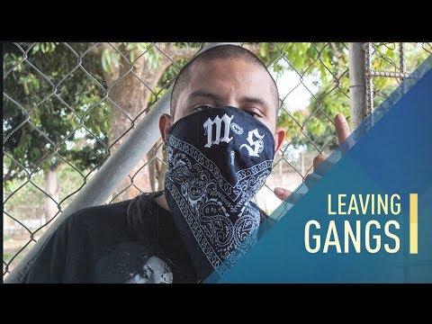 Leaving a street gang can be difficult and deadly