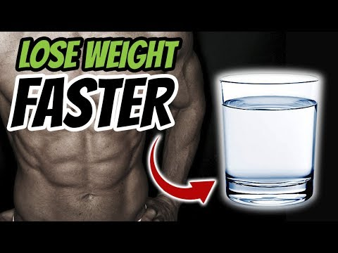 How Much Water To Drink To Lose Weight Faster – Live Lean TV