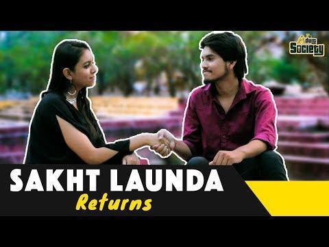 SAKHT LAUNDA RETURNS   Zakir Khan - Haq Se Single    The Adult Society
