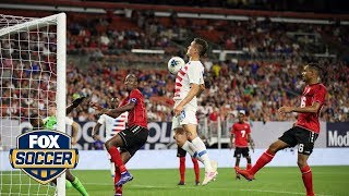 USMNT vs. Trinidad and Tobago highlights and analysis | FOX Soccer Tonight™ by FOX Soccer