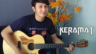 Video (Rhoma Irama) Keramat - Nathan Fingerstyle | Guitar Cover MP3, 3GP, MP4, WEBM, AVI, FLV November 2018