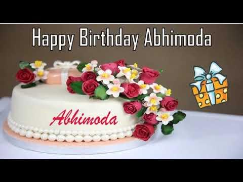 Happy birthday quotes - Happy Birthday Abhimoda Image Wishes